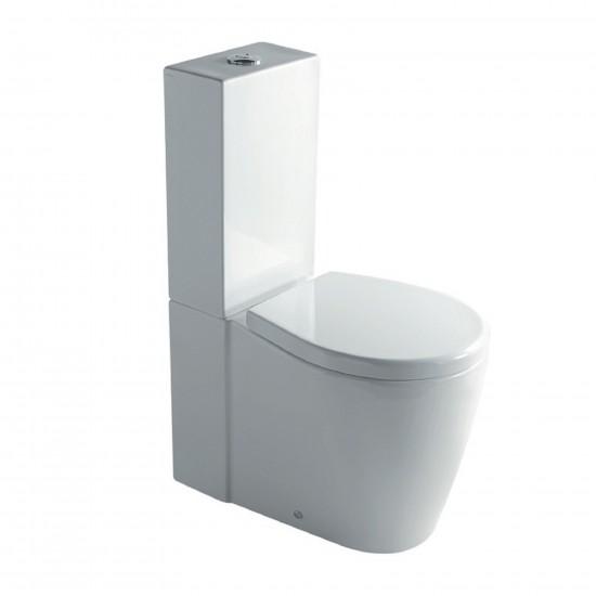 GALASSIA XES CLOSE-COUPLED WC