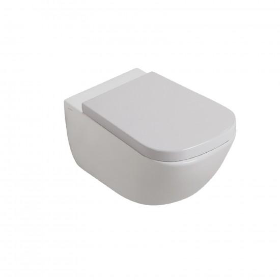 GALASSIA PLUS DESIGN WALL HUNG WC
