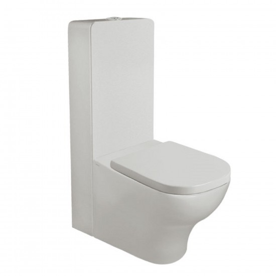 GALASSIA PLUS DESIGN CLOSE-COUPLED WC