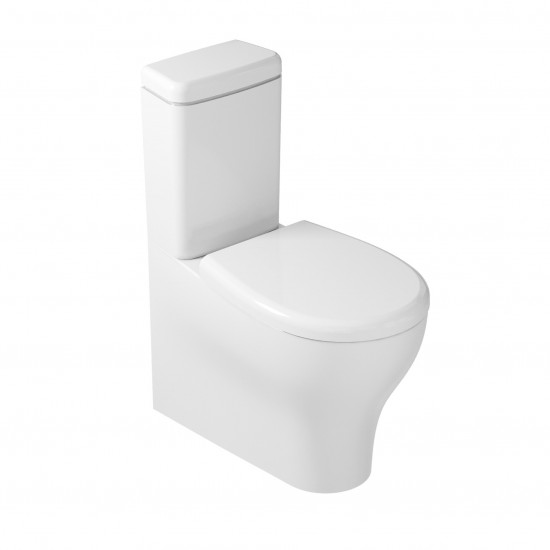 GALASSIA EDEN CLOSE-COUPLED WC