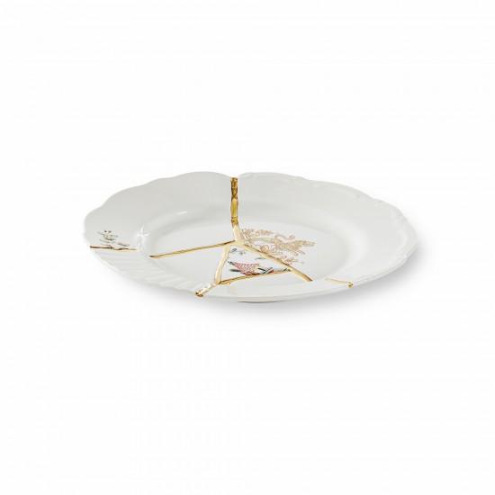 SELETTI KINTSUGI DESSERT PLATE