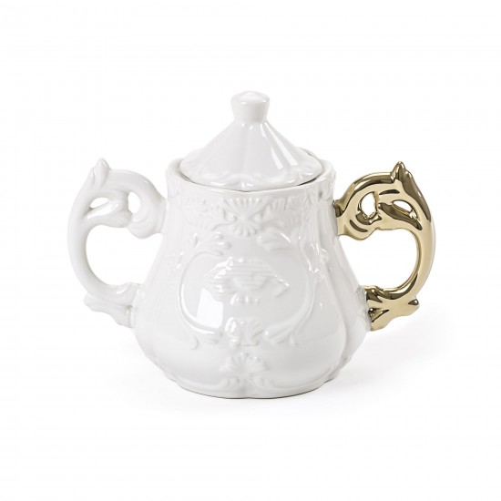 SELETTI I-WARES GOLD I-SUGAR