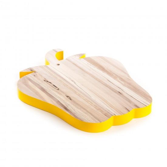 SELETTI VEGE-TABLE PEPPER CUTTING BOARD