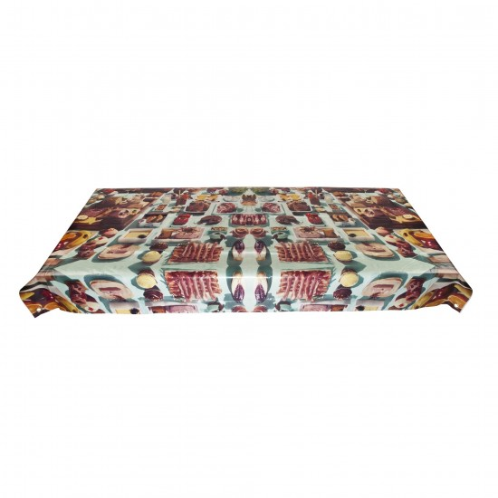 SELETTI TOILETPAPER TABLECLOTH INSECTS