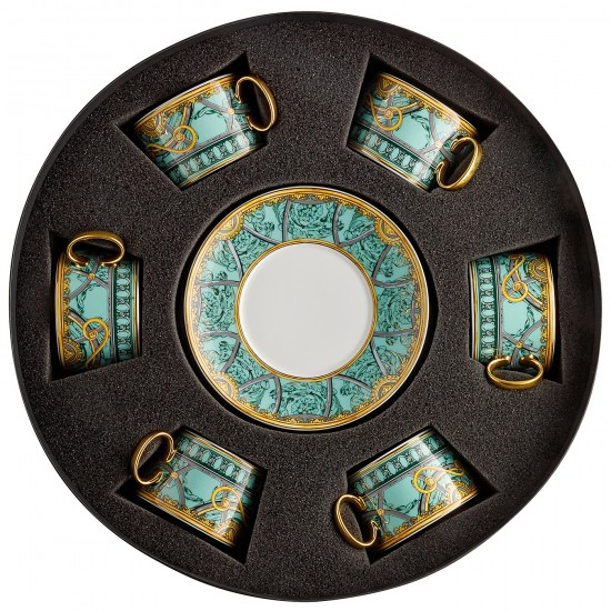 Rosenthal Versace La Scala del Palazzo Set of 6 Cup
