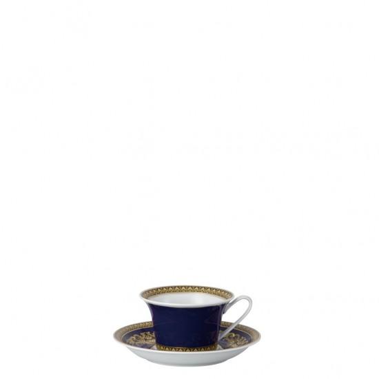 Rosenthal Versace Medusa Blue Tea Cup