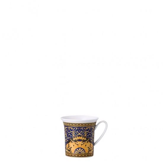 Rosenthal Versace Medusa Blue Mug