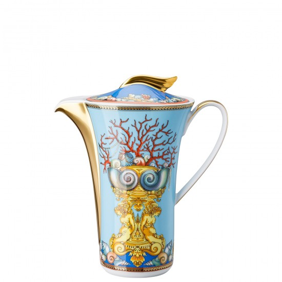 Rosenthal Versace Les Trésors de la Mer Coffe-Pot