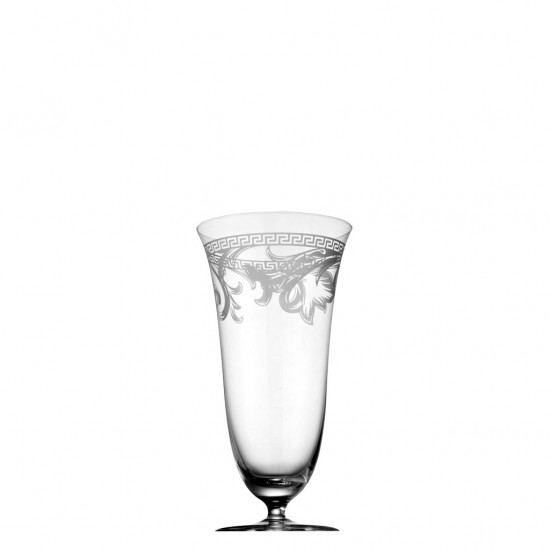 Rosenthal Versace Arabesque Crystal Water Goblet