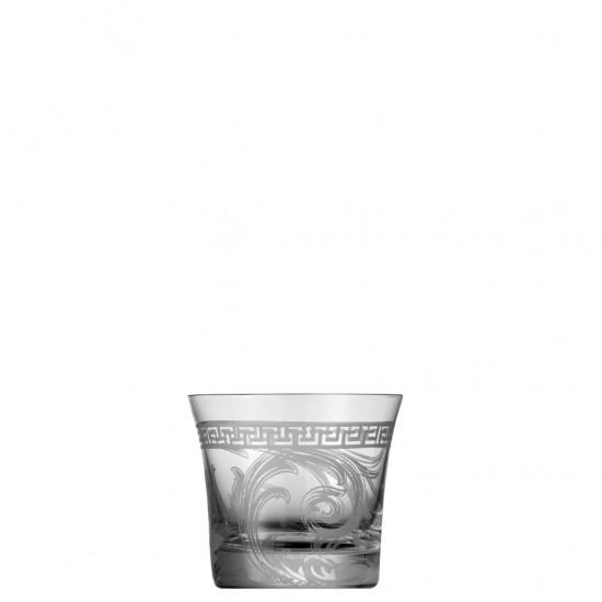 Rosenthal Versace Arabesque Crystal Whisky Tumbler