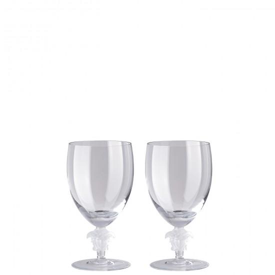 Rosenthal Versace Medusa Lumière Second Edition Water Goblet