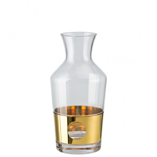 Rosenthal Versace Medusa Madness Oro Water Decanter