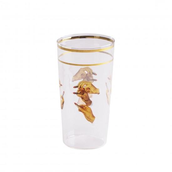 Seletti Toiletpaper Lipsticks Glass