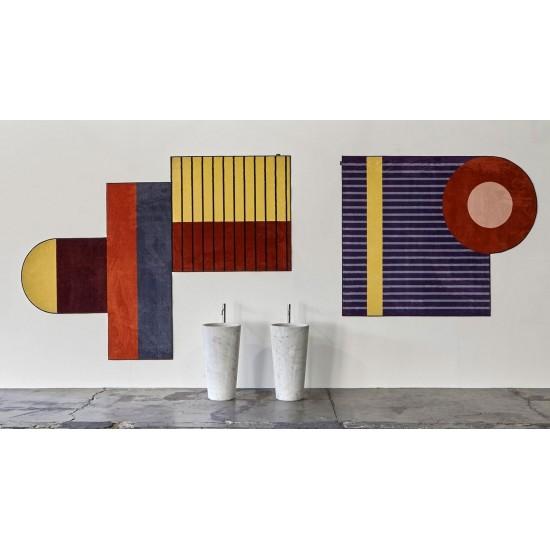 Antonio Lupi Geometrie Volanti Tappeto GV627
