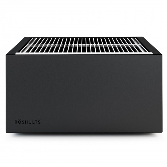 Röshults Modulo Charcoal Grill X Antracite