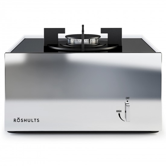 Röshults Module Cooker Hob X Brushed Stainless Steel
