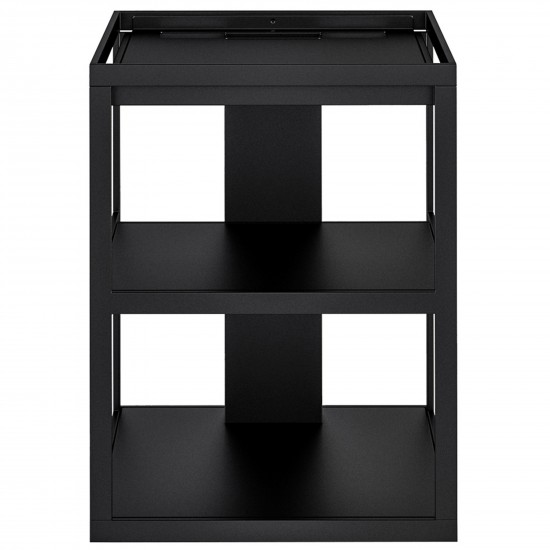 Röshults Open Kitchen Frame 50 Anthracite