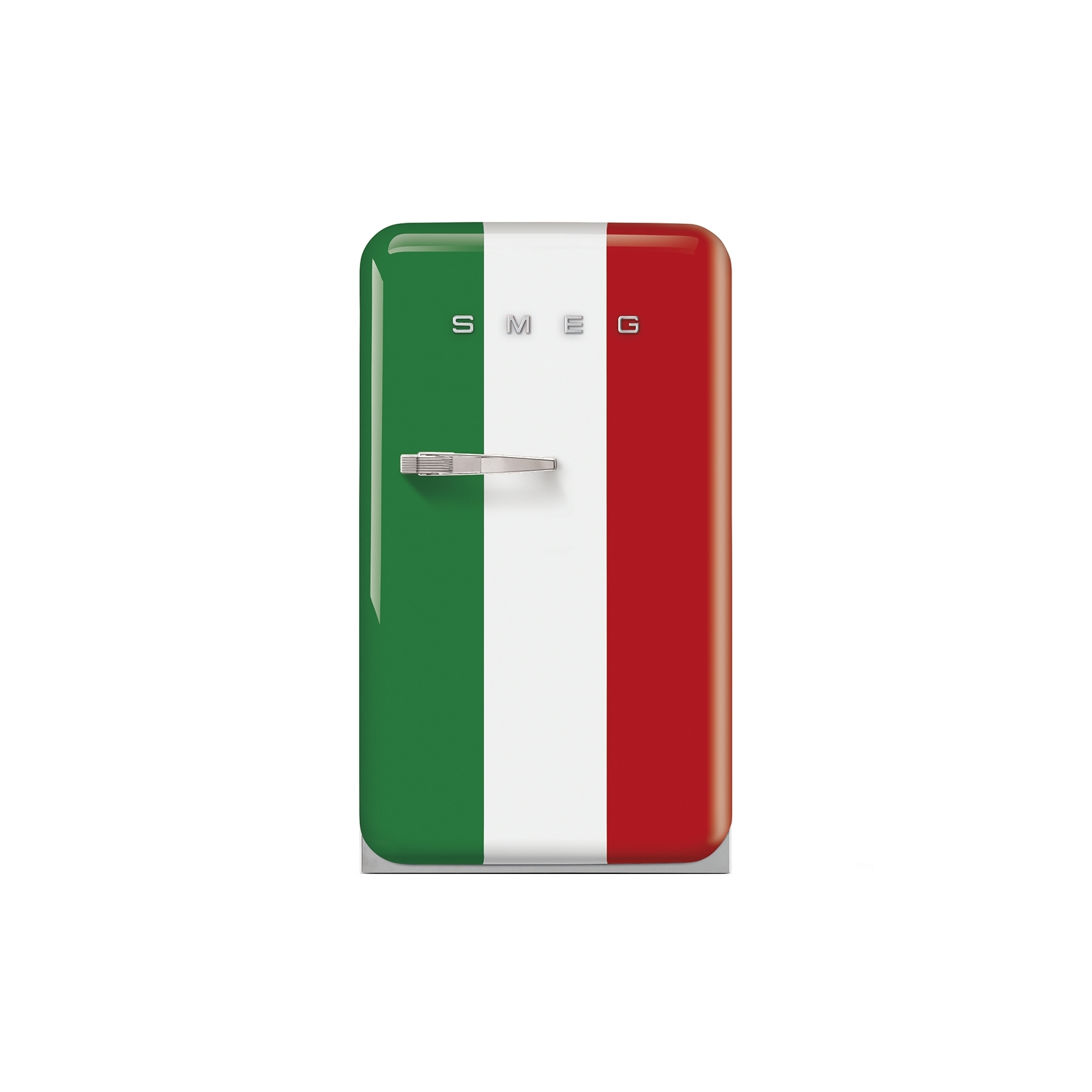 Smeg Fridge Italian Flag 50 S Retro Style Tattahome