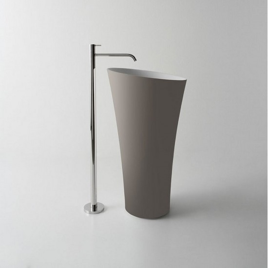 Antonio Lupi Tuba Lavabo Freestanding