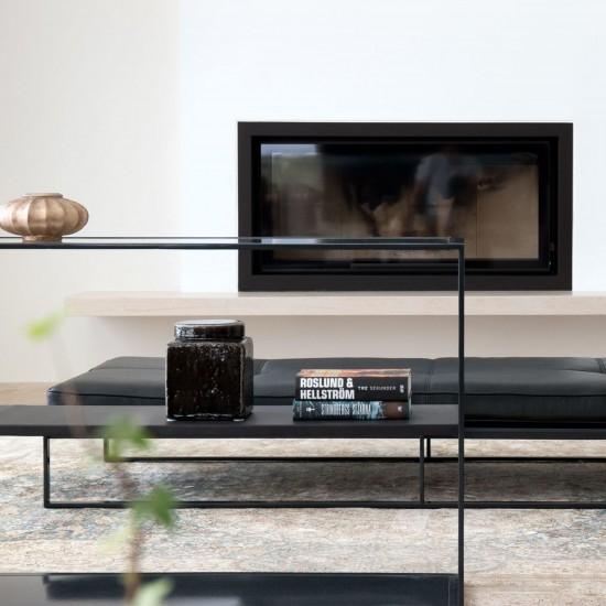 Röshults Monaco Sideboard 1800 Leather Shelf