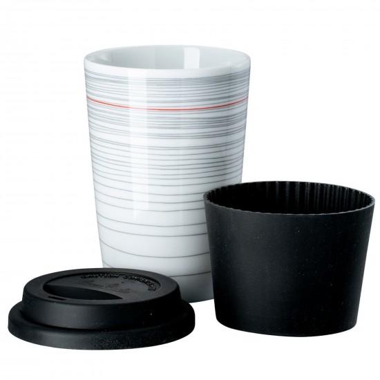 Rosenthal TAC Stripes 2.0 Travel Mug