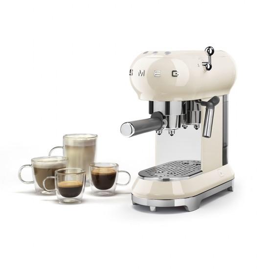SMEG MACCHINA DA CAFFE ESPRESSO ESTETICA ANNI '50