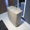 ANTONIO LUPI TENDER FREESTANDING STONE SINK