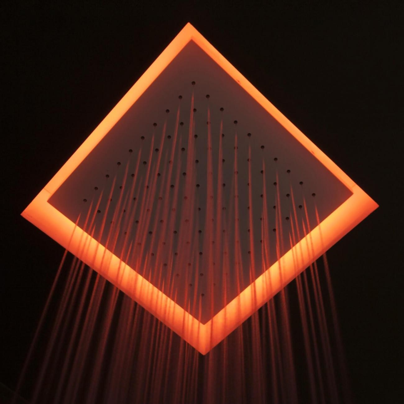ANTONIO LUPI METEO1 ENCASED SHOWERHEAD LED