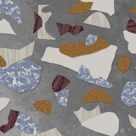 Wall & Decò Fall to pieces Wallpaper