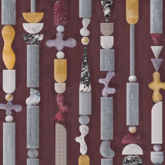Wall & Decò Columna Wallpaper
