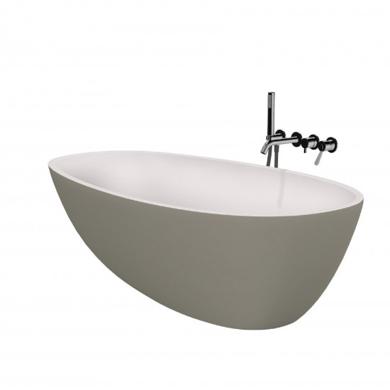 Agape Spoon M Freestanding Bathtub