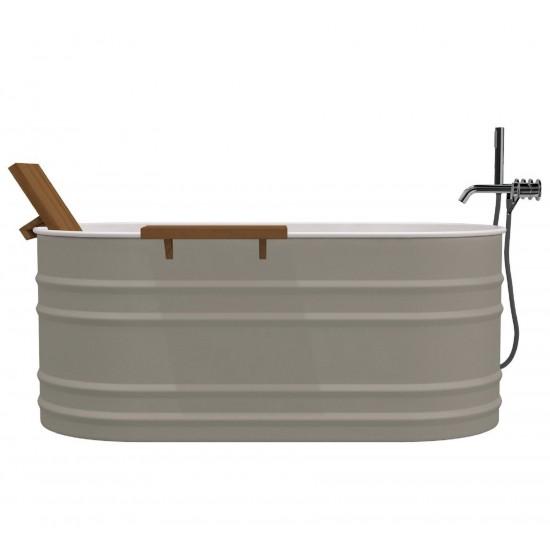 Agape Vieques XS Freestanding Bathtub