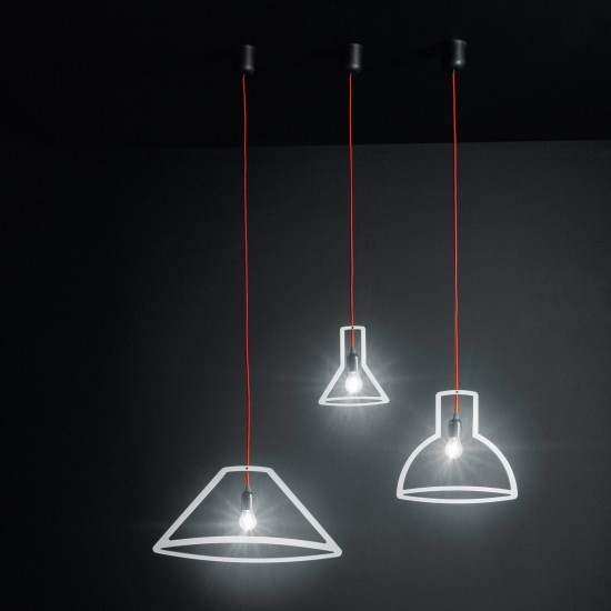 Boffi Outliner Ceiling Mounted Lamp
