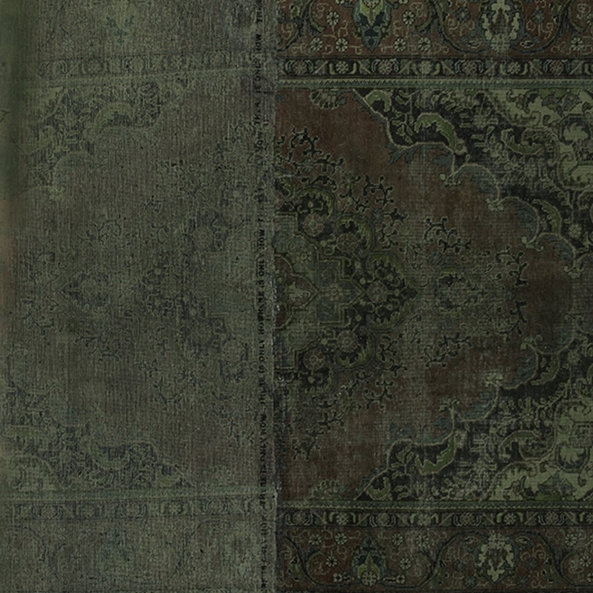 Wall & Decò Another Canvas Wallpaper - TattaHome