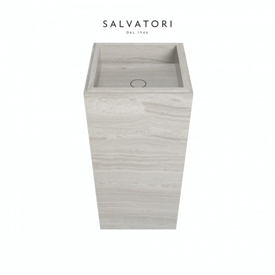 Salvatori Adda Lavabo Freestanding Levigato 41X41