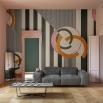 Wall & Decò Cherry Bomb Wallpaper