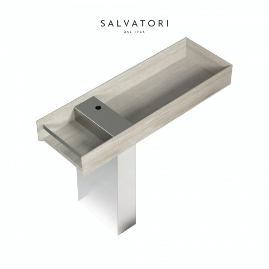 Salvatori Onsen Pedestal Washbasin
