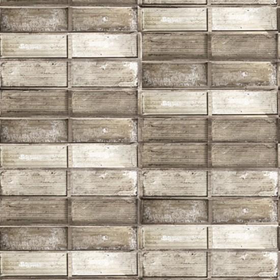 Wall & Decò C Panel Wallpaper