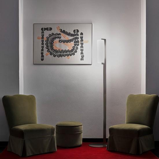 Firmamento Milano Phi Floor Lamp