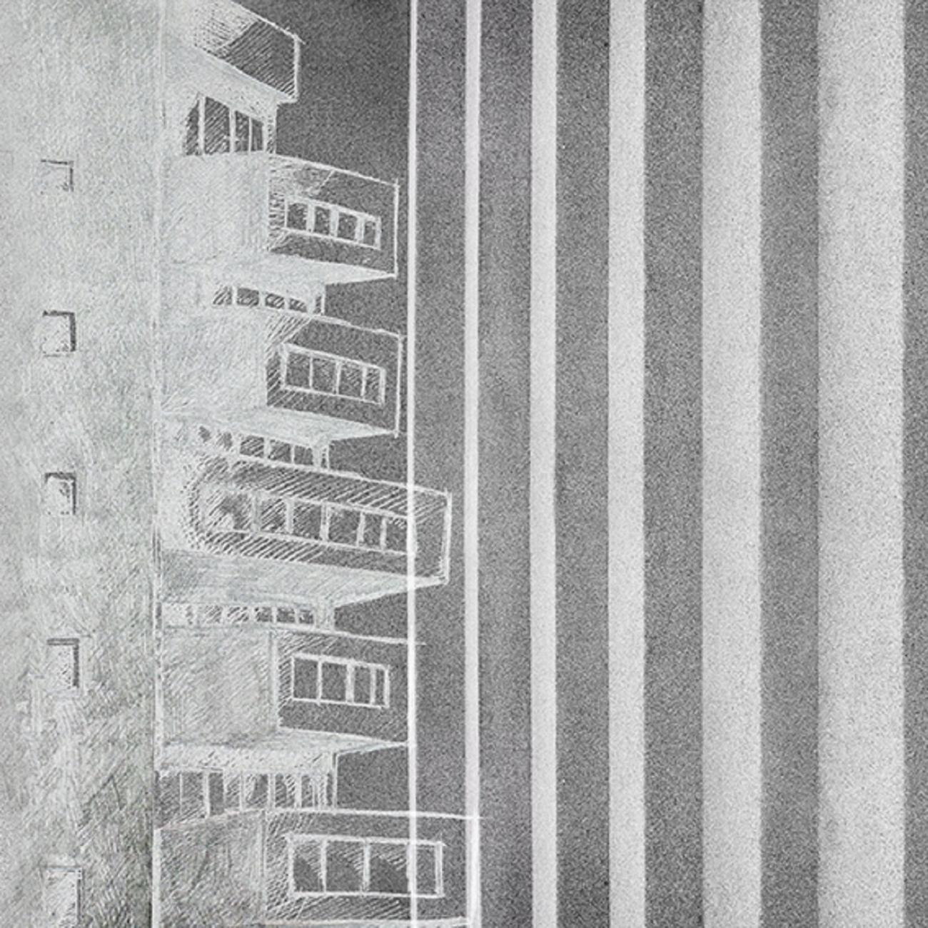 Wall & Decò Hidden City Wallpaper