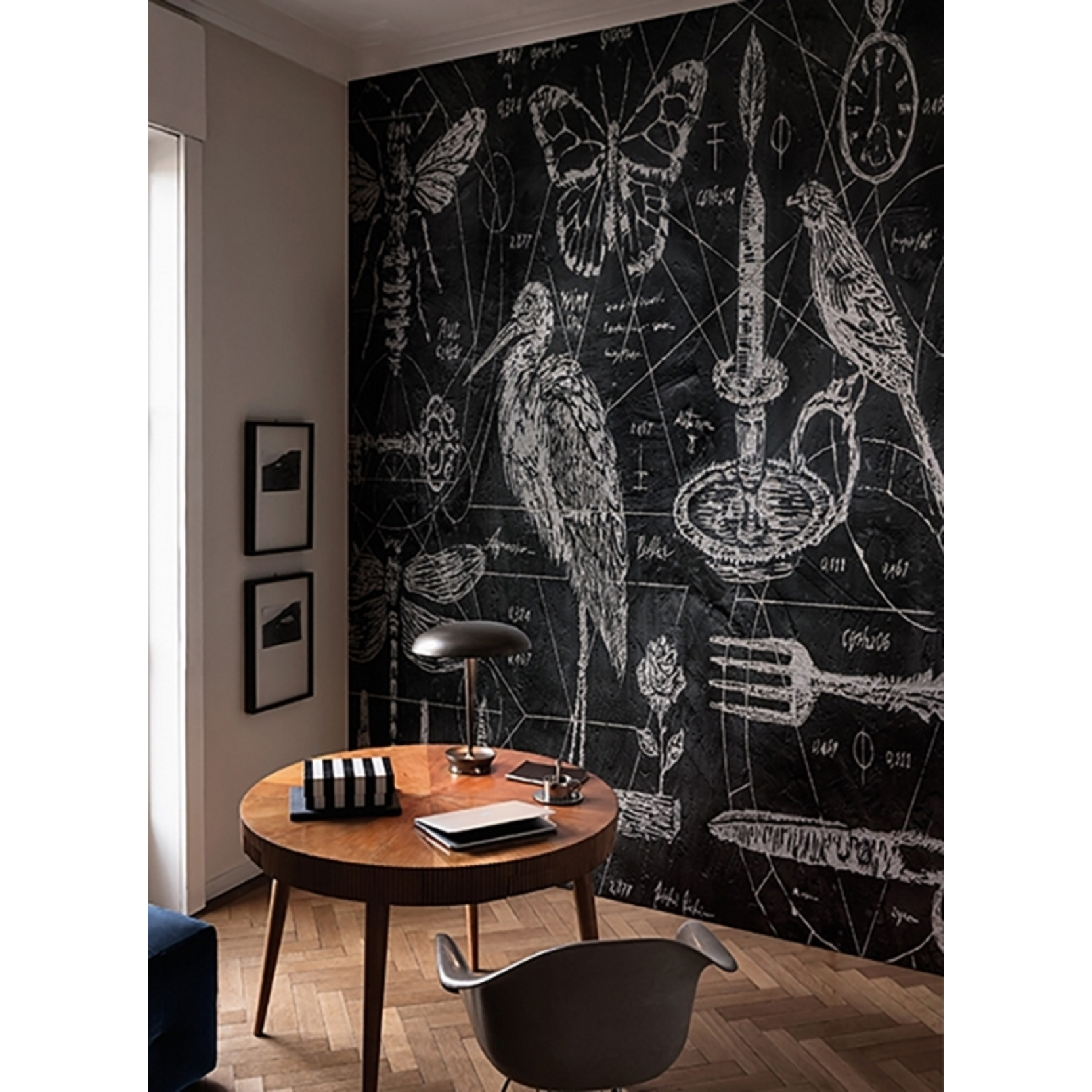 Wall & Dec Herodio Wallpaper
