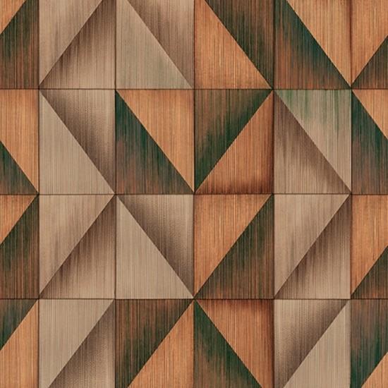 Wall & Decò Hypotenuse Wallpaper