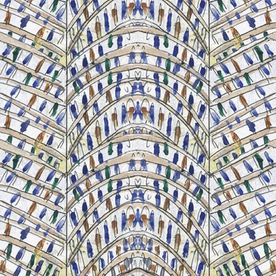 Wall & Decò Kaleidos Wallpaper