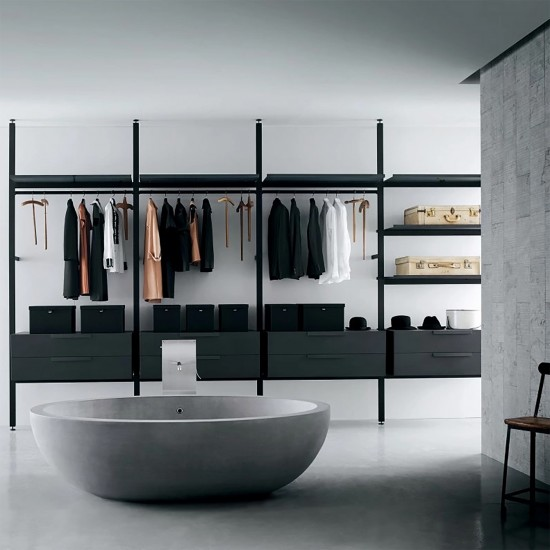 Boffi I Fiumi Po Freestanding Bathtub