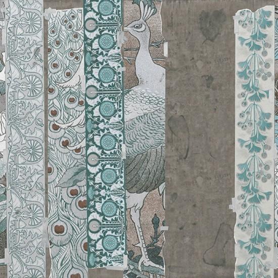 Wall & Decò Peacock Wallpaper