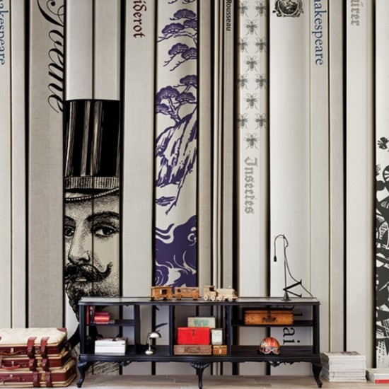 Wall & Decò Recut Wallpaper