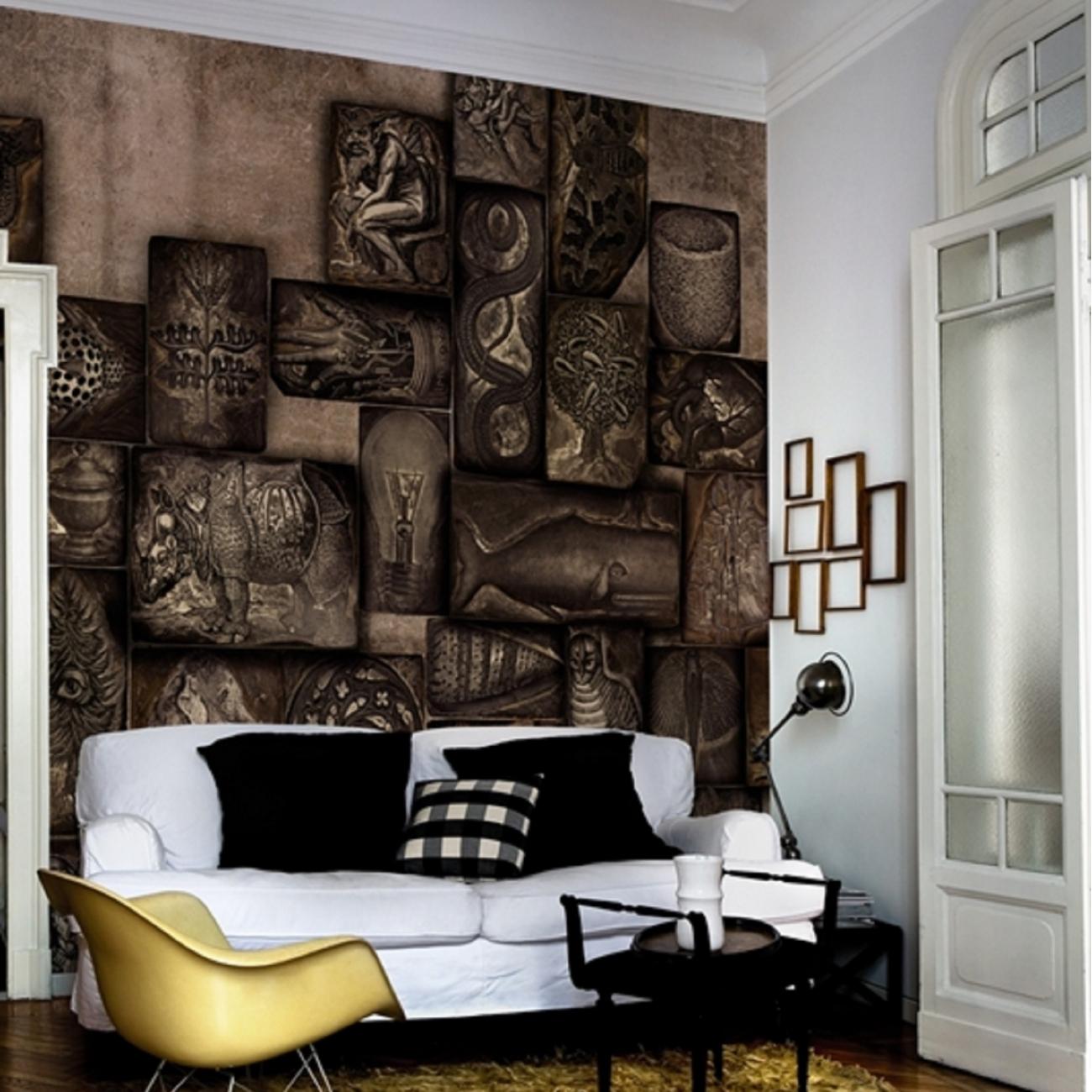 Wall & Decò Relief Wallpaper