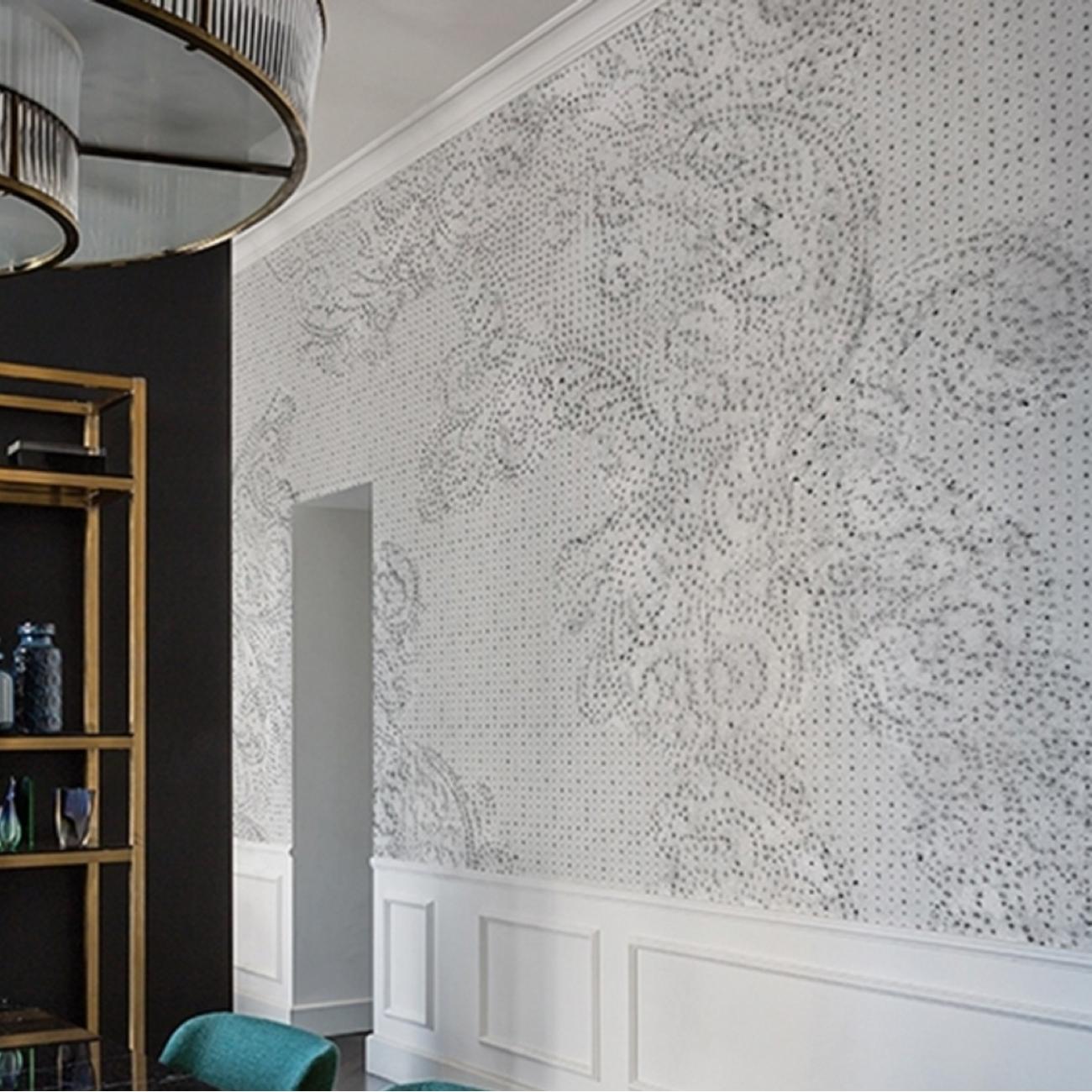 Wall & Decò Spolvero Wallpaper