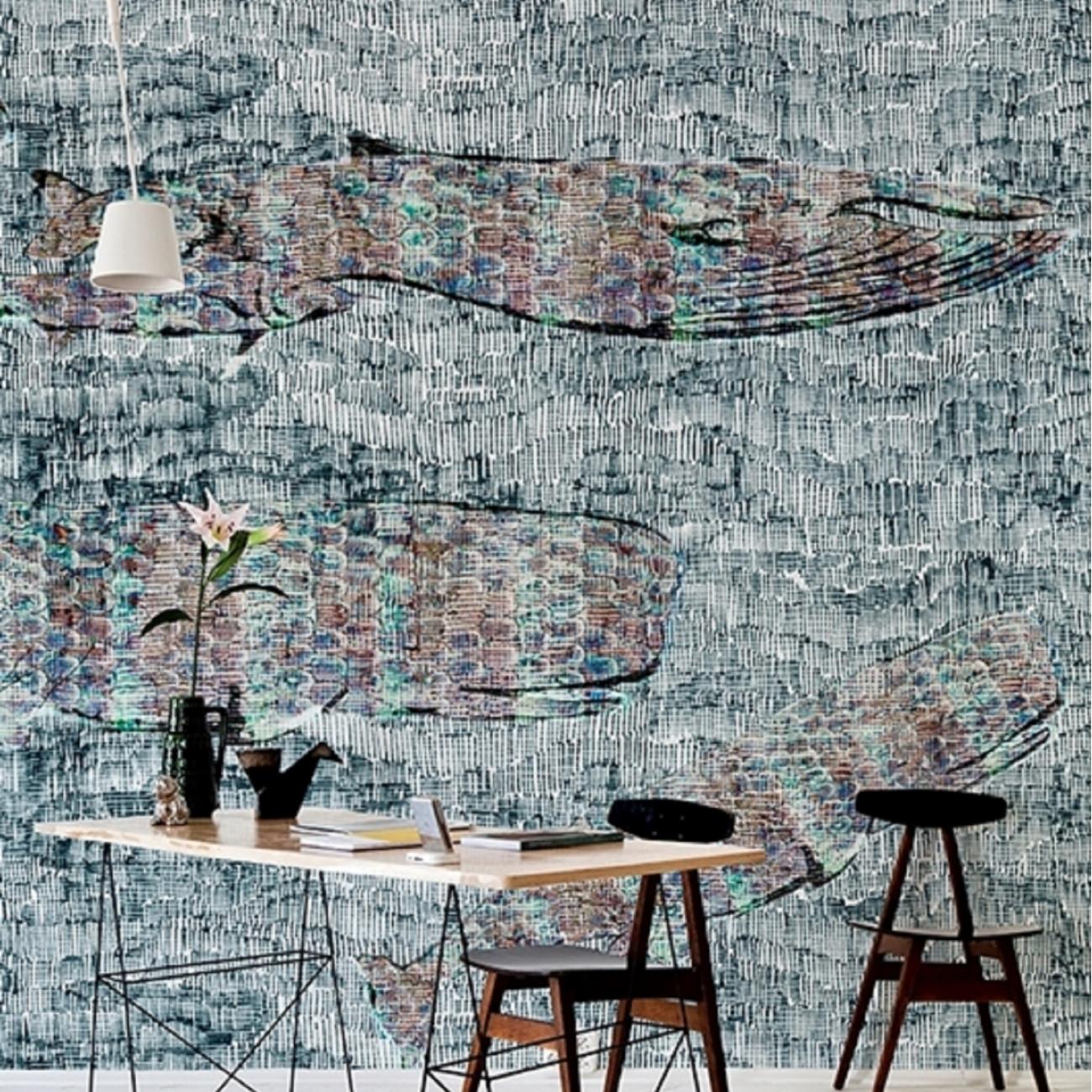Wall & Decò Le Vie Marine Wallpaper