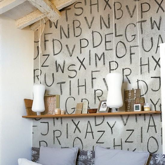 Wall & Decò Whispers Wallpaper